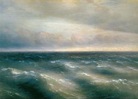 Черное море - 1881 год