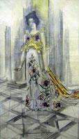 Портрет жены (Врубель)